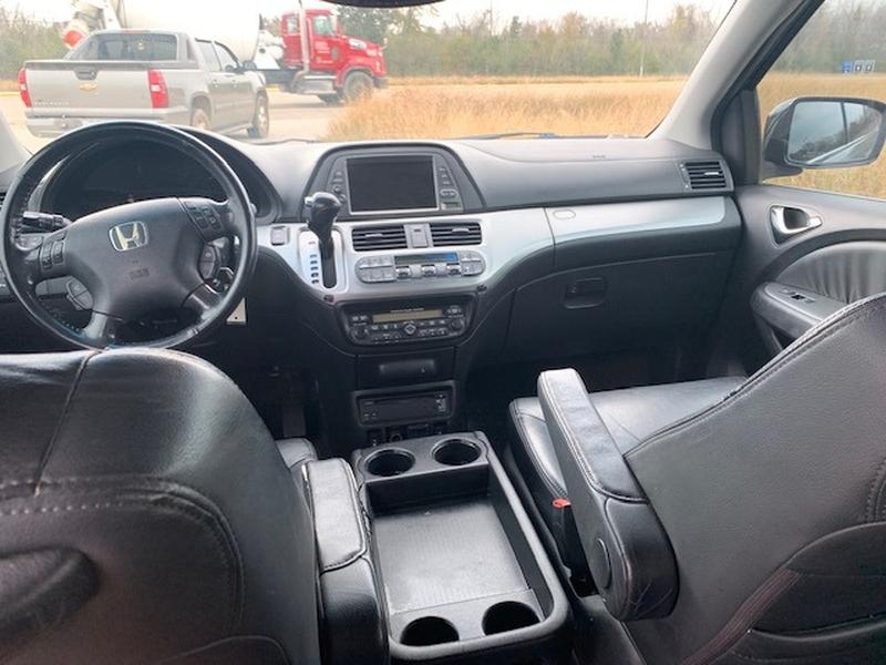Honda Odyssey 2008 price $4,800