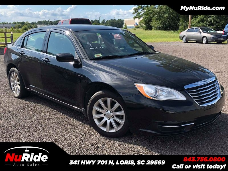 Chrysler 200 2013 price $5,495