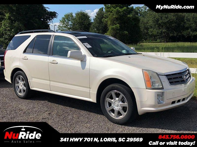 Cadillac SRX 2005 price $2,995