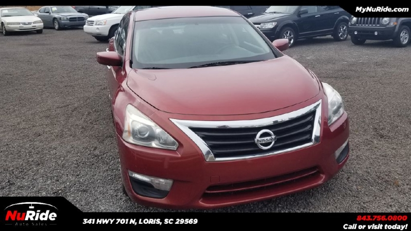 Nissan Altima 2014 price $5,995