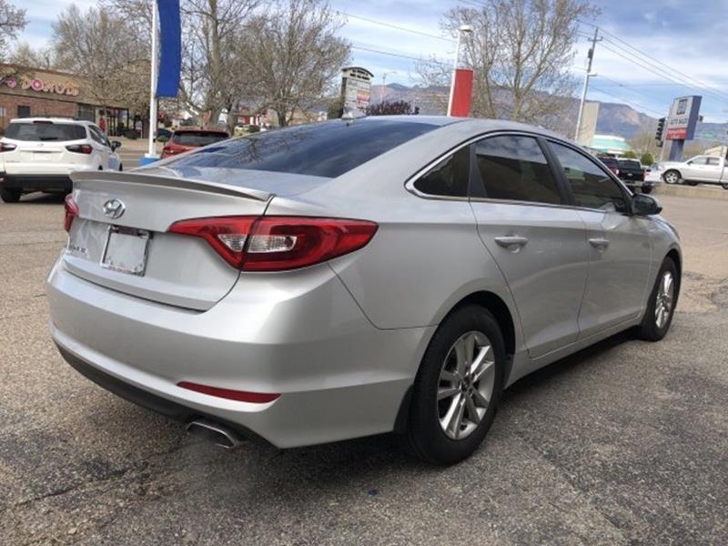 Hyundai Sonata 2017 price $15,995