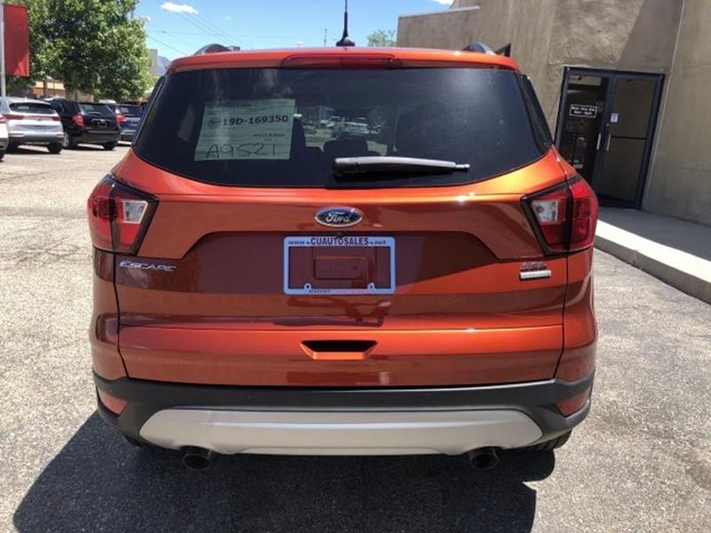 Ford Escape 2019 price $20,995