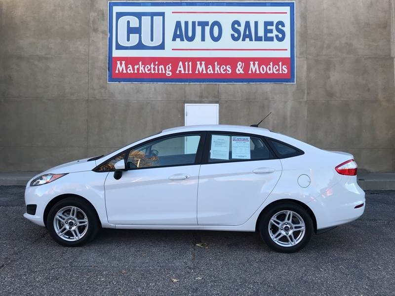 Ford Fiesta 2019 price $13,995