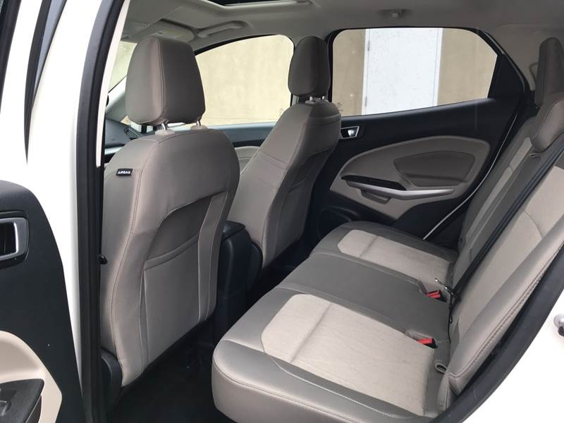 Ford EcoSport 2018 price $16,995