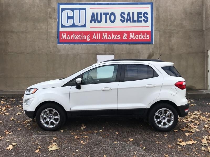 Ford EcoSport 2018 price $16,995