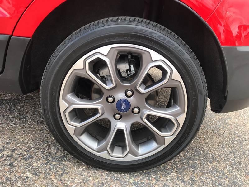 Ford EcoSport 2019 price $18,495