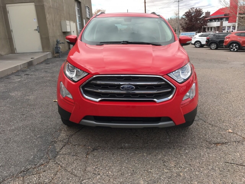 Ford EcoSport 2019 price $18,495