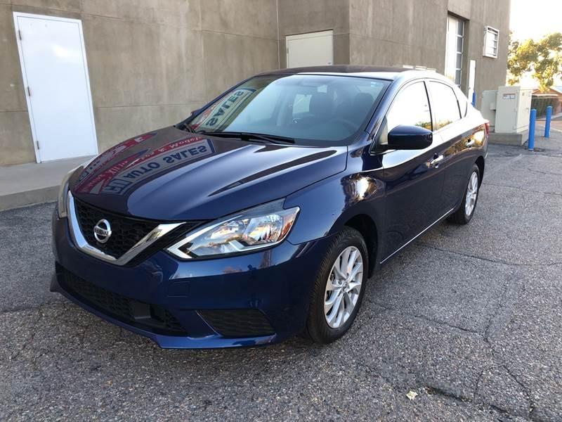 Nissan Sentra 2019 price $16,495