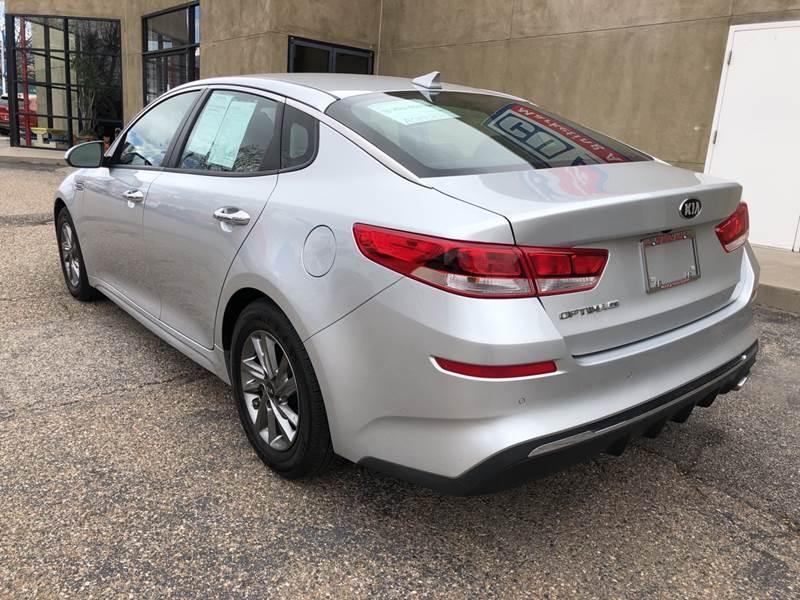 Kia Optima 2019 price $18,495