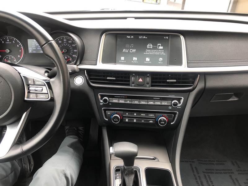Kia Optima 2019 price $18,995