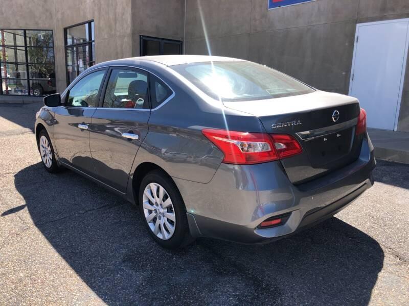Nissan Sentra 2019 price $14,995