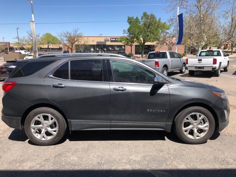Chevrolet Equinox 2018 price $22,995