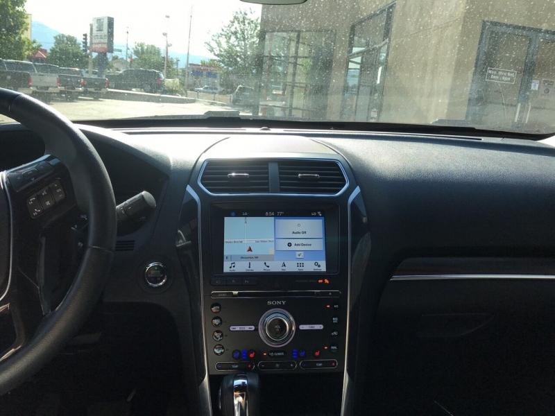 Ford Explorer 2018 price $31,995
