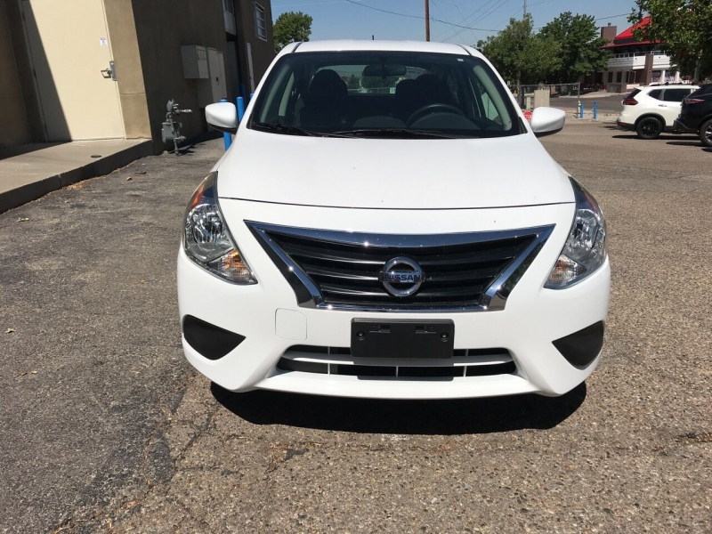 Nissan Versa 2019 price $13,495