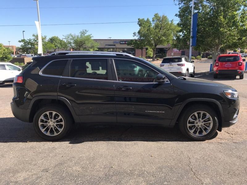 Jeep Cherokee 2019 price $20,995