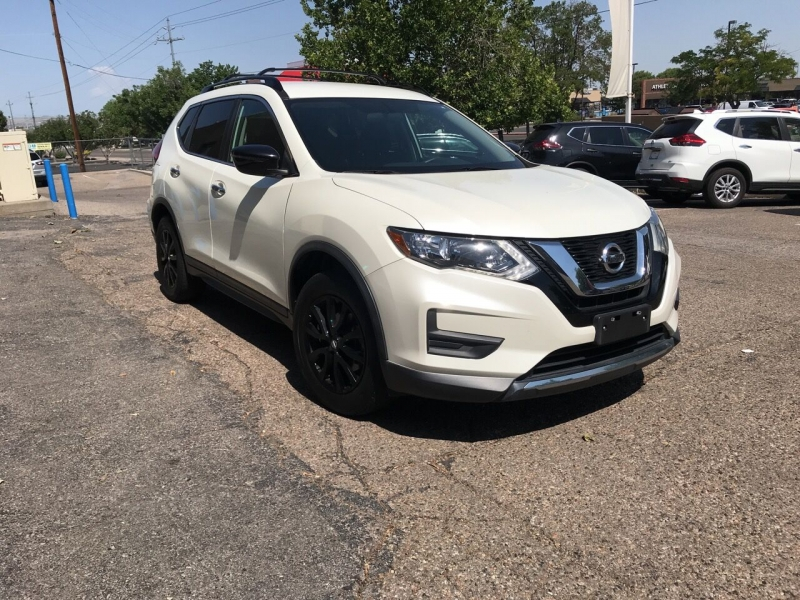 Nissan Rogue 2017 price $17,495