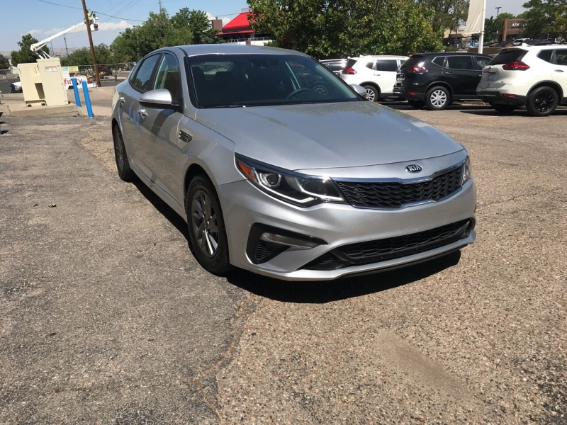 Kia Optima 2019 price Call for Pricing.