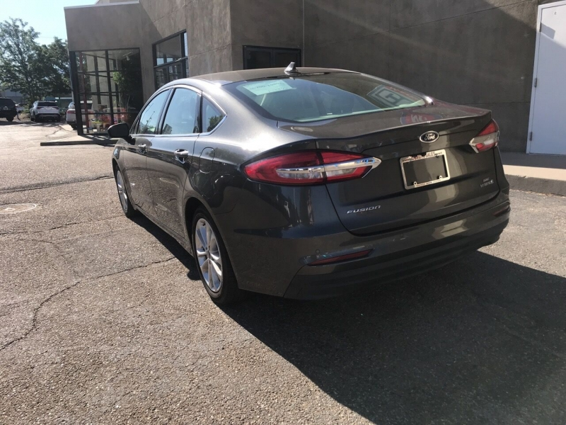Ford Fusion Hybrid 2019 price $16,995