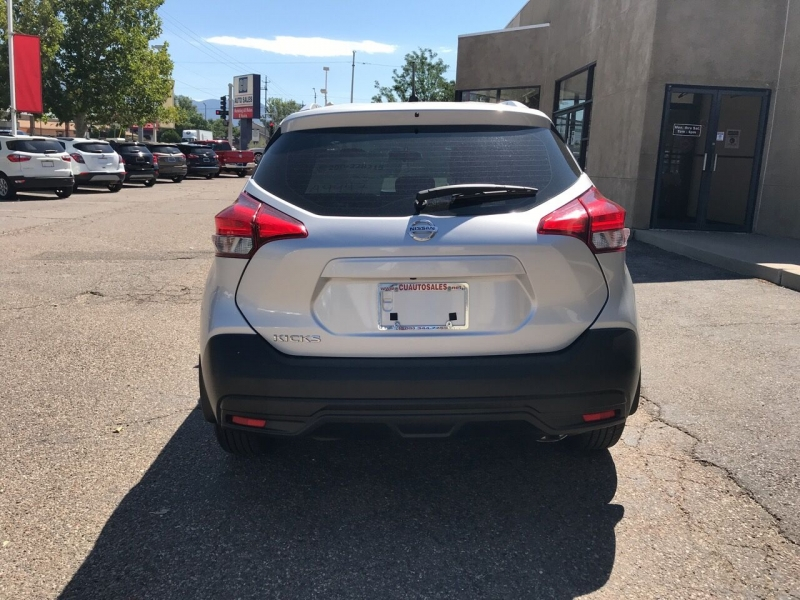Nissan Kicks 2019 price $17,995