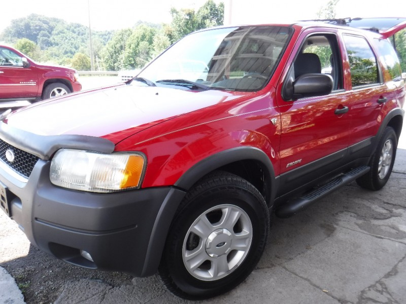 Ford Escape 2002 price $5,695