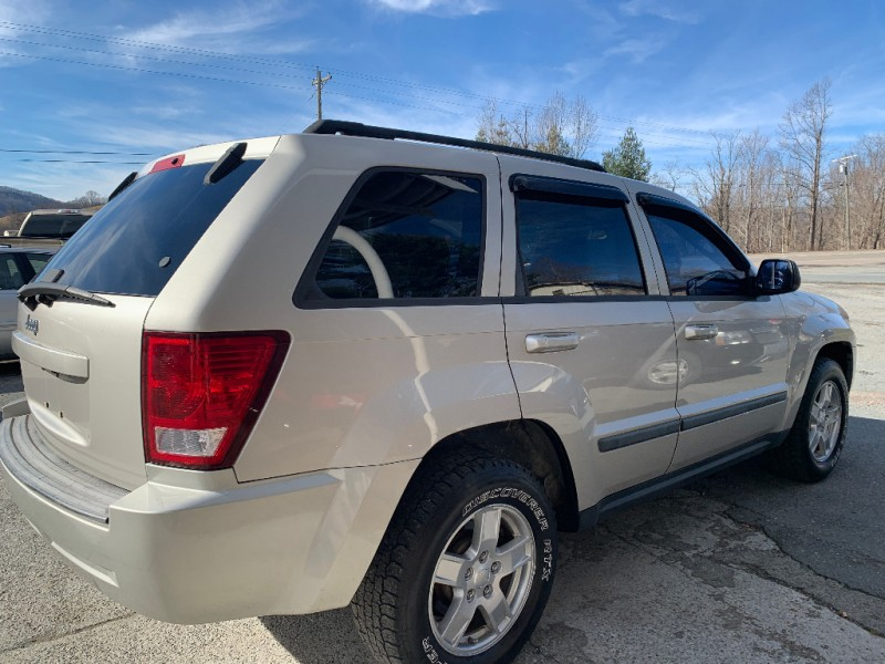 2007 Jeep Grand Cherokee Laredo >> 2007 Jeep Grand Cherokee 4wd 4dr Laredo