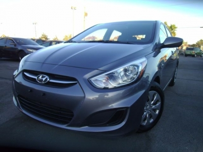 2017 Hyundai Accent SE Hatchback Manual