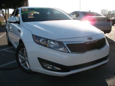 2012 Kia Optima 4dr Sdn 2.4L Auto LX