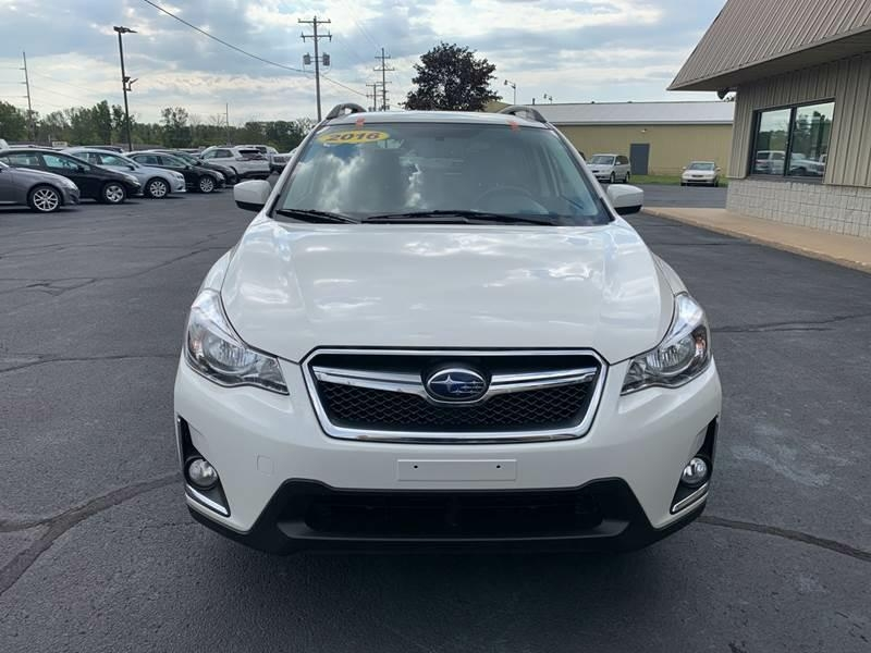 SUBARU CROSSTREK 2016 price $18,295
