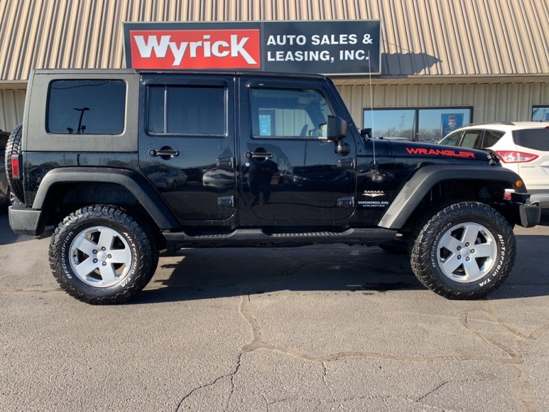 JEEP WRANGLER 2007 price $17,945