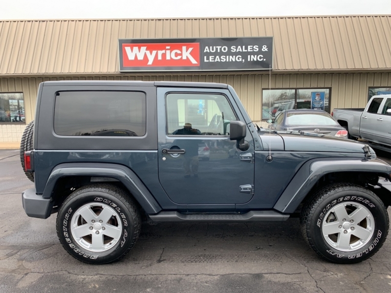 JEEP WRANGLER 2007 price $14,945