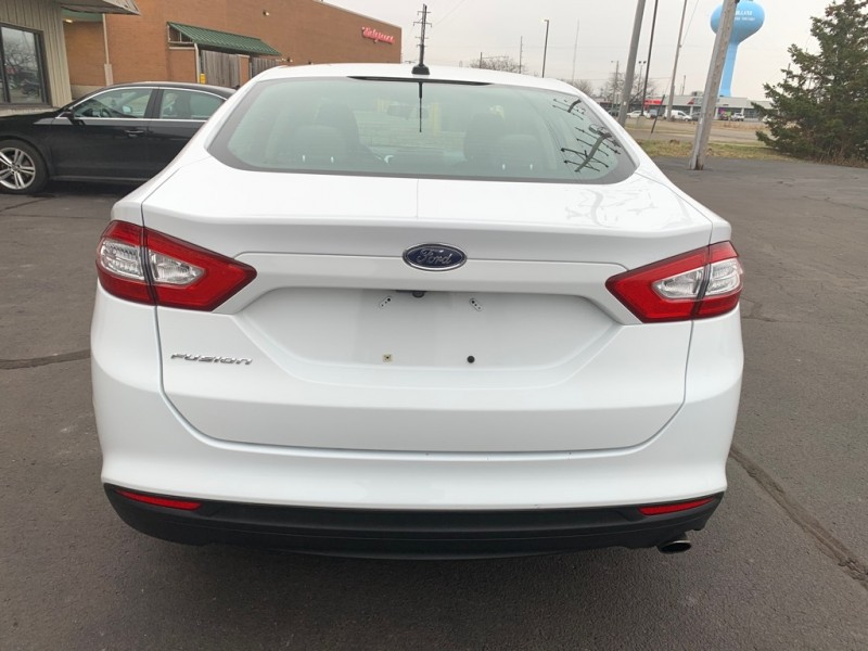 FORD FUSION 2016 price $11,945