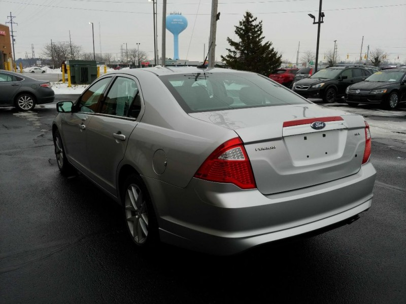 FORD FUSION 2011 price $9,945
