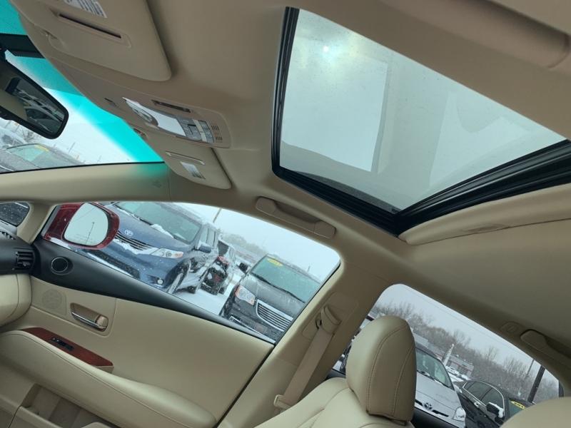 LEXUS RX 2011 price $21,995