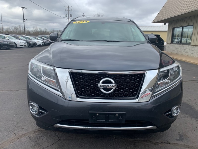 NISSAN PATHFINDER S 2014 price $13,995