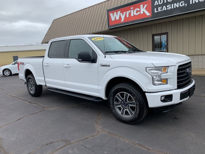 FORD F150 2015 price $24,995