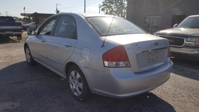 Kia Spectra 2007 price $2,895