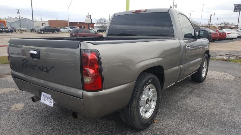 Chevrolet Silverado 1500 2007 price $6,995