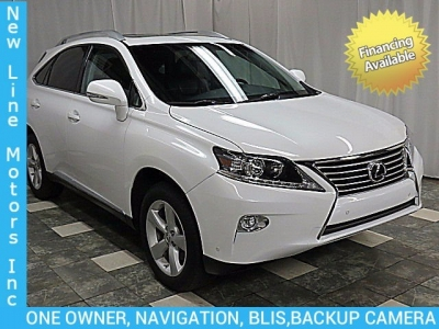 2015 Lexus RX 350 AWD 44K NAVIGATION REAR CAMERA SUNROOF BLIS