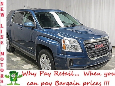 2016 GMC Terrain AWD SLE  40K WARRANTY REAR CAMERA ALLOY WHEELS