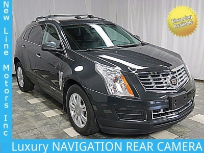 2015 Cadillac SRX AWD Luxury 32K NAVIGATION REAR CAMERA HEATED SEATS PANORAMIC SUNROOF