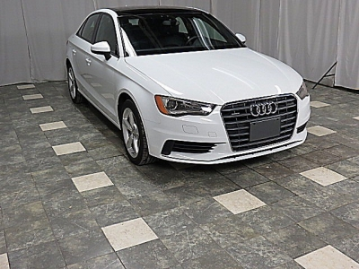 2015 Audi A3 Quattro 2.0T Premium 35K SUNROOF HEATED LEATHER LOADED