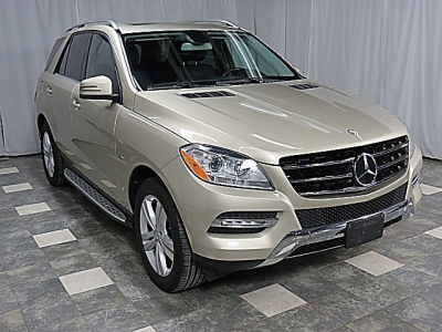2012 Mercedes-Benz M-Class 4MATIC ML350 6CD AUX SUNROOF HEATED LEATHER FINANCE HERE