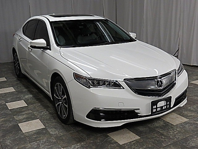 2015 Acura TLX SH-AWD V6 Tech 50K NAVIGATION REAR CAMERA SUNROOF  LOADED