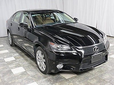 2015 Lexus GS 350 AWD 20K NAVIGATION CAMERA SUNROOF