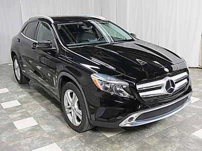 2015 Mercedes-Benz GLA 4MATIC GLA 250 BACK UP CAM HEATED LEATHER BLUETOOTH