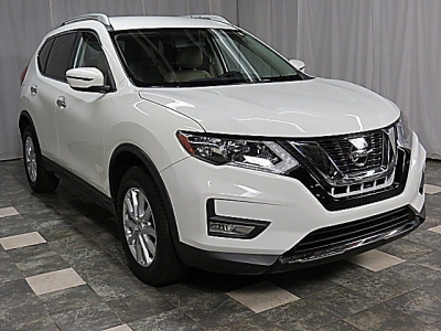 2017 Nissan Rogue AWD SV 13K WRNTY REAR CAMERA ALLOY WHEELS TINTED WINDOWS