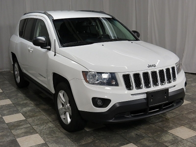 2015 Jeep Compass 4WD Sport 8K WRNTY ALLOY WHEELS TINTED SHARP
