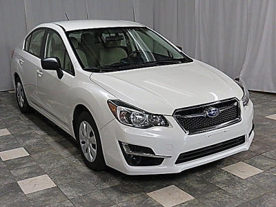 2015 Subaru Impreza Sedan  CVT 2.0i 31K WARRANTY ALLOY WHEELS RUNS GREAT