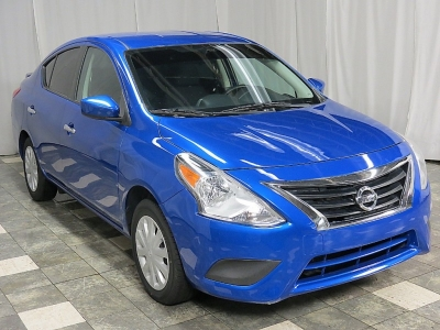 2017 Nissan Versa Sedan S 39K  WARRANTY RUNS GREAT