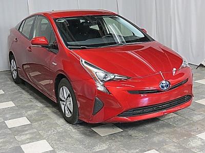 2017 Toyota Prius Three 3 23k WRNTY NAVIGATION REAR CAMERA SAT